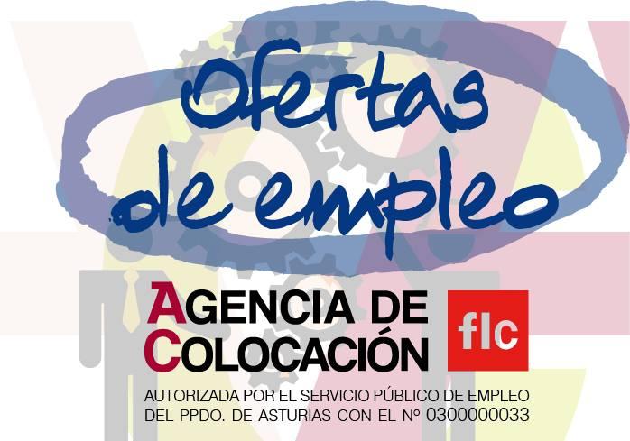 ofertas de empleo asturias